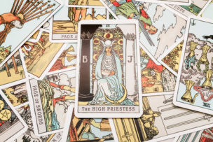 タロット 女教皇 意味