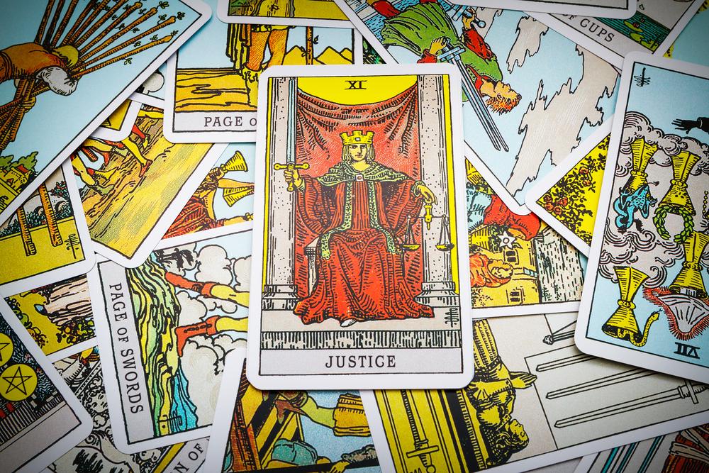 タロット 正義 意味